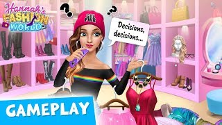 High School & Prom Outfits! Hannah's Fashion World Gameplay | TutoTOONS Cartoons & Games for Kids