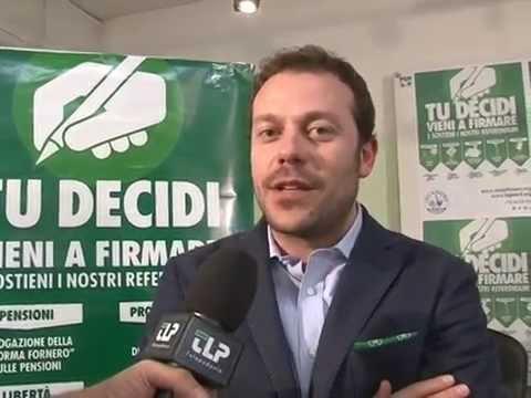 CONFERENZA STAMPA MILANO 31032014 - INTERVISTA EUGENIO ZOFFILI