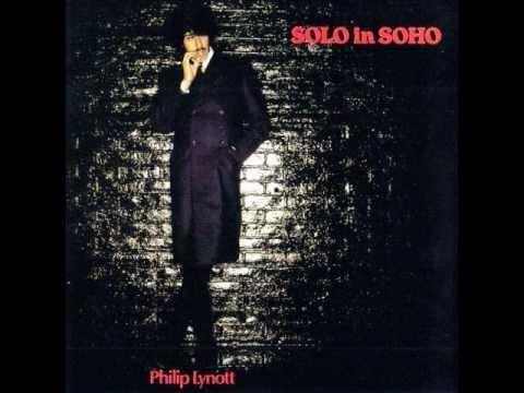 Phil Lynott - Solo In Soho [FULL ALBUM]