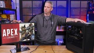 CHEAP Gaming PC Build - 2019