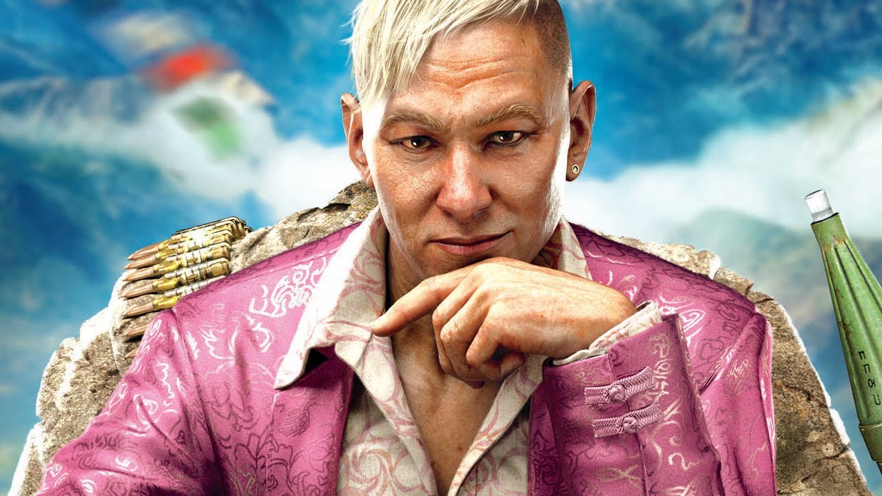 Far Cry 4 Official Trailer (PS4/Xbox One/PC) - YouTube