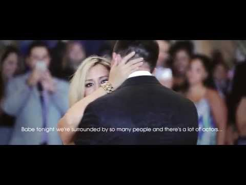 The Most Creative Proposal EVER! Fake Wedding, Real Engagement