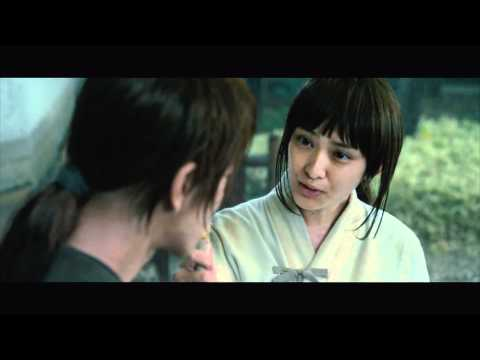 Trailer de Rurouni Kenshin ou Samurai X no ocidente