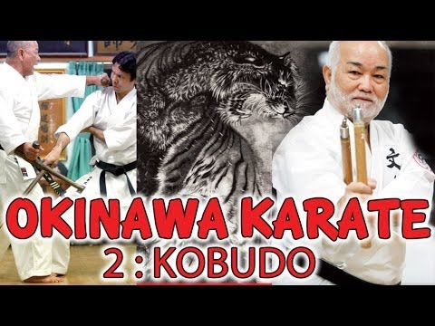 Ancient Ryu Kyu Kingdom Kobudo and Karate movie