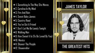 "Download Lagu James Taylor ༺♥༻ Greatest Hits ༺♥༻ Full Album ""1976"" Gratis STAFABAND"