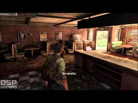 The Last of Us playthrough pt4
