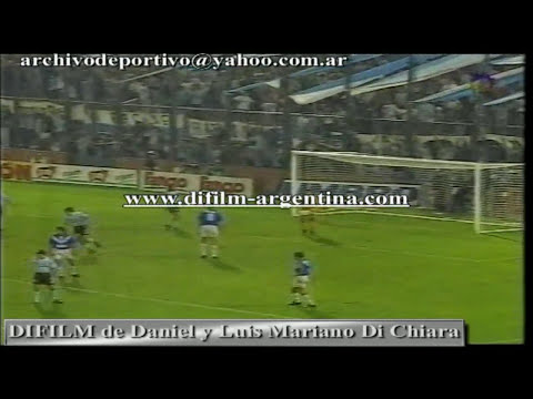 Velez Sarsfield vs Racing Club (1995)