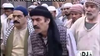 ابداع العراقيين في مسلسل باب الحارة