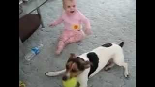 Fight between my baby and my best friend
