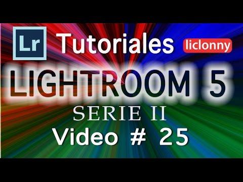 Lightroom 5 Serie II Tutorial 25. Abriendo varias imagenes en Photoshop como capas