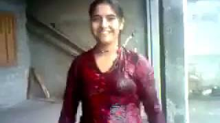 Pathan Girl Bath At Home Sexy Video |kudakachada|