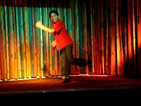 Wee jeremy's dance - naan aditcha Video