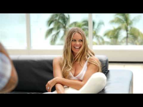 Behind the Scenes with Elle Macpherson in Miami