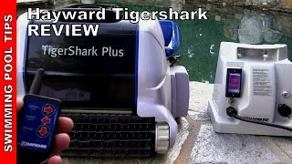 Hayward TigerShark® Robotic Pool Cleaner - Review