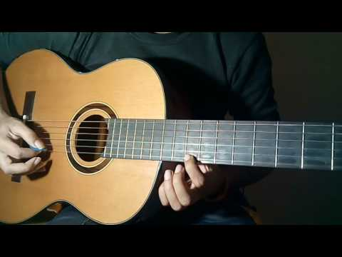 ISHQBAAZ MAIN THEME (OO JAANA) GUITAR LESSON    STAR PLUS    LEAD GUITAR