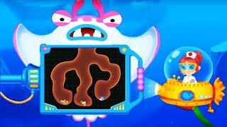 Rescue Marine Animals Games For Kids Learn To Protect Marine Environment - Gameplay Android /Ios