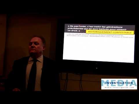 Présidentielle 2012, François ASSELINEAU et l UPR appellent à l abstention