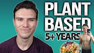 How A Plant-Based Diet CHANGED My Life: 45lbs Weight Loss & Health Mastery
