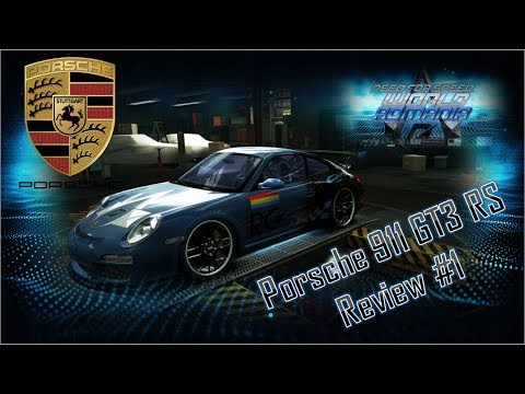Need for Speed World | Review #1 - Porsche 911 GT3 RS (RO) [HD]