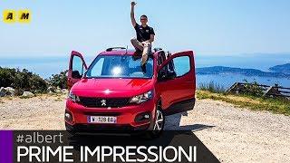 Peugeot Rifter 2018   un mini 'cargo' per tutti i giorni