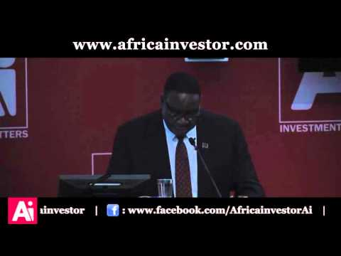 H.E. Peter Mutharika, President, Republic of Malawi, at the Ai CEO Investment Summit 2015