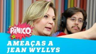 Joice Hasselmann e Joel Pinheiro da Fonseca discutem sobre ameaças a Jean Wyllys