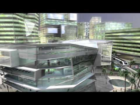 The New Financial City of Riyadh, Kingdom of Saudi Arabia