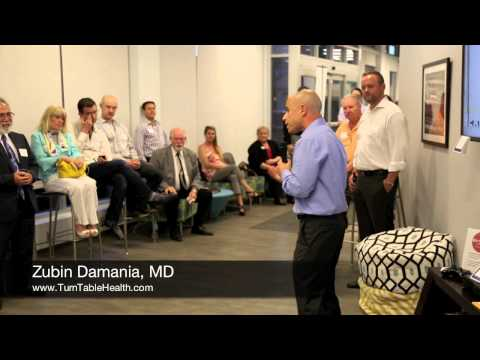 Las Vegas HEALS September 2014 Medical Mixer at TurnTable Health | Medical Tourism pt. 15