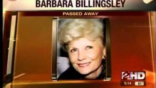 Barbara Billingsley Dies