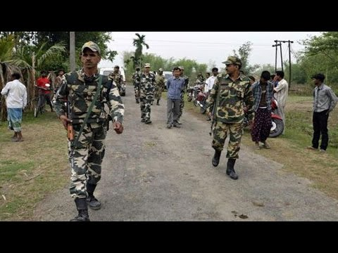 Union Home Ministry reviews the security situation on Assam-Nagaland border
