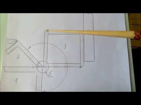 Как сделать листогиб своими руками чертежи