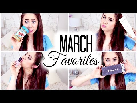 March 2014: Monthly Favorites.