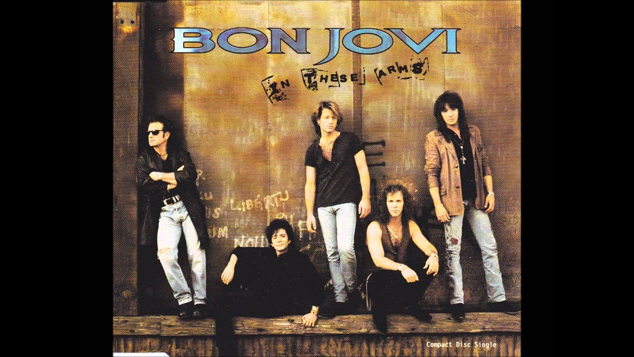 Bon Jovi - New Jersey The Videos