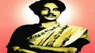 Nazrul Sangeet - Khelichho E Bishwa Loye (Bangla Song)    Sung by Anup Jalota