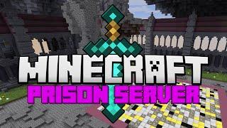 Minecraft: OP Prison #28 - PICKAXE UPGRADE! (Minecraft Prison Server)