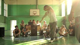 Electro SUBSTYLE! Battles Round TWO:NEW STYLE HIP-HOP:FINAL: Roma, Dima Kil., Dima Kochegin