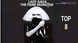 Lady Gaga The Fame Monster Top 8
