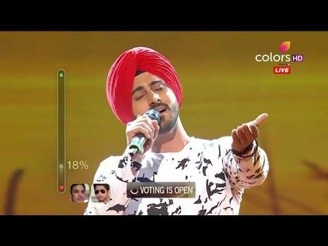 Rohanpreet Singh Aaj Din Charya Rising Star 10th Feb 2018