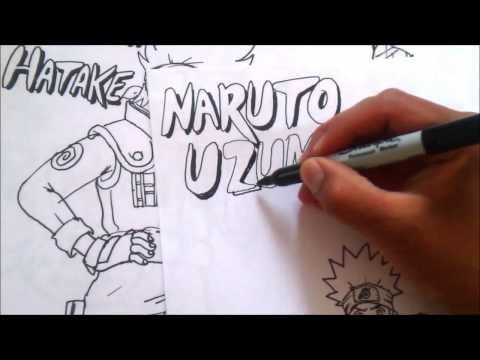 Hentai Draw Naruto Naruto Uzumaki Temporada 1 X Db video