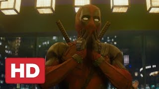 Deadpool 2 Final Trailer (2018) Ryan Reynolds