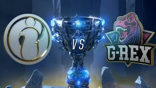 Mundial 2018: Invictus Gaming x G-Rex (Jogo 1)   Fase de Grupos - Dia 2