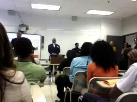 CLARK ATLANTA UNIVERSITY WELCOMES ATTY. MALIK ZULU SHABAZZ