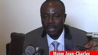 Video ;  Les Sénateurs Moïse Jean-charles  anonse lap batay poul anpeche presantacion proje amandman lwa electoral la