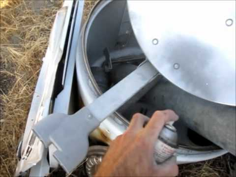 How To Make An Easy Parabolic Reflector From An Old Satellite Dish