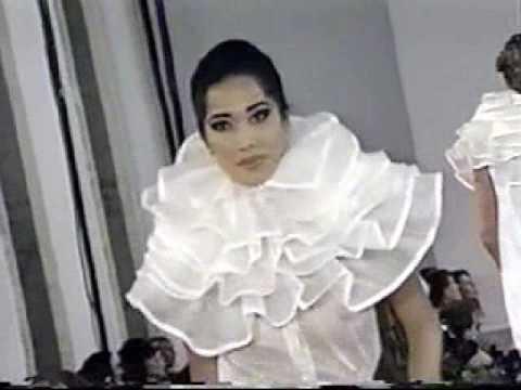 Anna Bayle - International Filipina Supermodel
