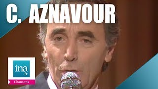 Les Chansons Inoubliables De Charles Aznavour Archive Ina