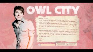 Watch Owl City Enchanted video