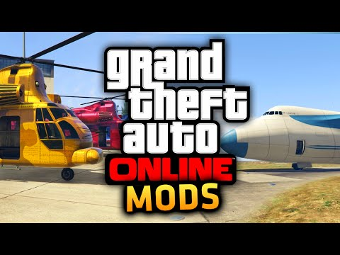 GTA 5 Online: Get RARE Vehicles! Cargo Plane, Space Docker & More! (GT...