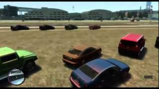 GTA IV MODS v1.3 DUCK MODS GAMEPLAY