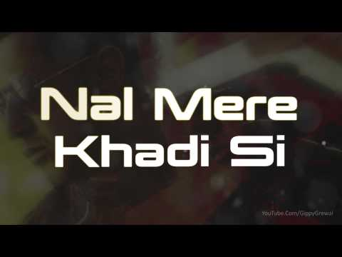Exclusive | Gippy Grewal's Kach Vali Kandh | Lyrical Video | Latest Punjabi Songs 2014 video